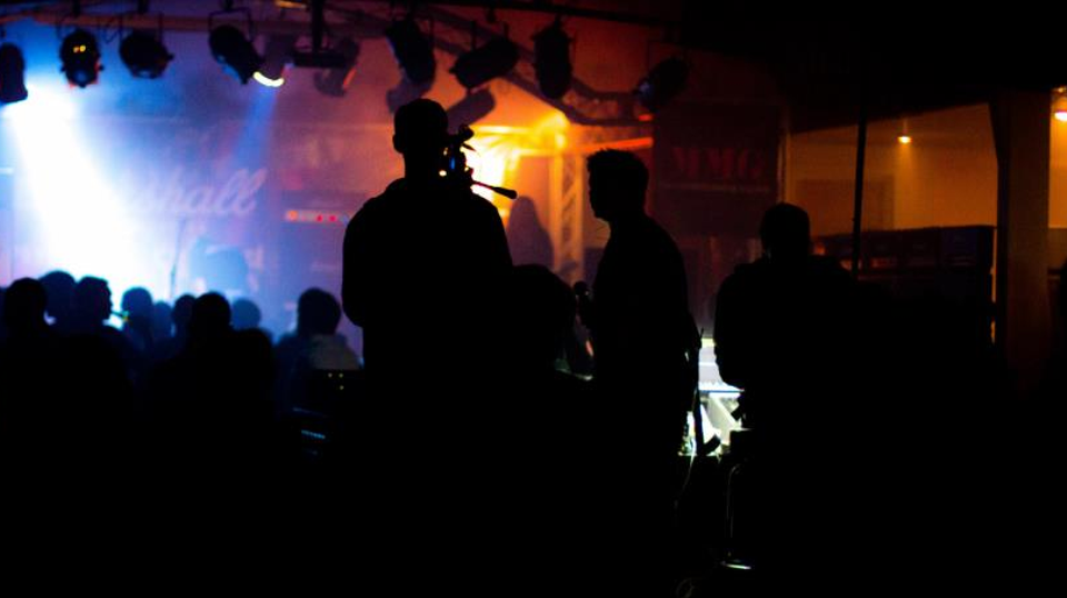 MMG Events Marshall Amplification UK Event Space